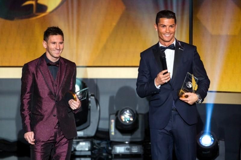 Sự thống trị của Messi, C.Ronado sắp chấm dứt?