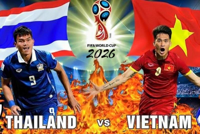 World cup tăng lên 48 đội: Cơ hội nào cho Việt Nam và Thái Lan?