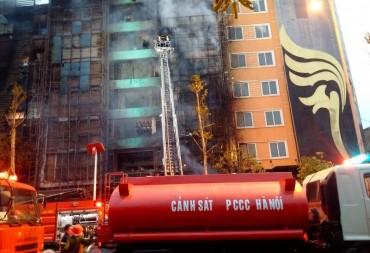 Phải giảm tối đa các vụ cháy, nổ