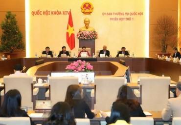 Phiên họp thứ 6 của Ủy ban Thường vụ Quốc hội: Nâng cao chất lượng giám sát
