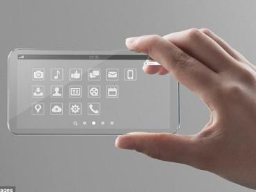 iPhone 8 có màn hình trong suốt nhìn 'xuyên thấu'?