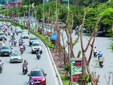Những dấu ấn của môi trường Thủ đô