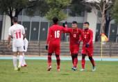 Hòa U23 Palestine 1-1, U23 Việt Nam sẵn sàng hướng tới giải châu lục