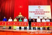 Năm 2018 sẽ là năm đột phá đối với MTTQ Việt Nam