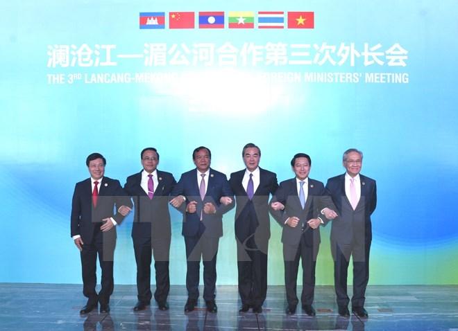 Việt Nam tham gia tích cực vào hợp tác Mekong - Lan Thương