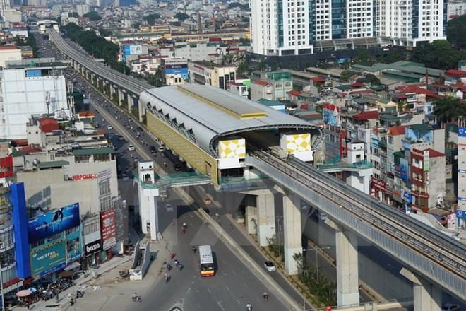 Ngân hàng Đầu tư châu Âu đồng hành phát triển đường sắt đô thị