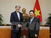Việt Nam luôn coi Hoa Kỳ là một đối tác quan trọng hàng đầu