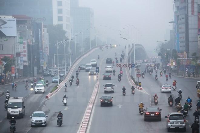 Bắc Bộ và Bắc Trung Bộ có mưa kèm sương mù, độ ẩm cao
