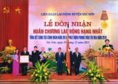 LĐLĐ huyện Sóc Sơn: Một nhiệm kỳ nhiều dấu ấn