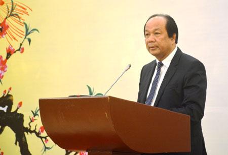 Báo chí đồng hành cùng Chính phủ trong nỗ lực thực hiện mục tiêu chung của đất nước