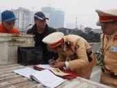 Hà Nội: Lắp camera phạt nguội trên đường Vành đai 3