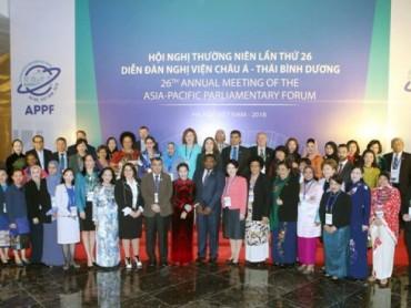 Phiên họp Ban Chấp hành APPF-26