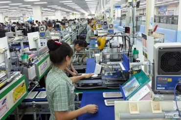 Vượt Mỹ, Hàn Quốc thành đối tác thương mại lớn thứ 2 của Việt Nam