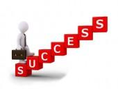 3 bước để tiến tới thành công