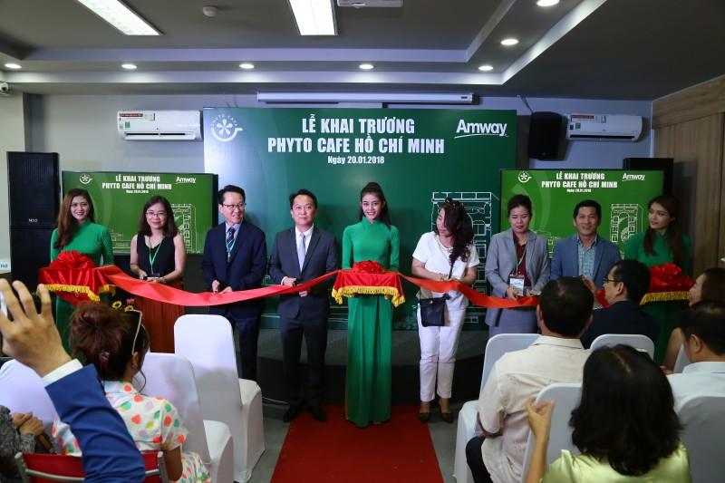 AMWay Việt Nam khai trương chi nhánh thứ hai tại Thành phố Hồ Chí Minh