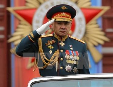 Bộ trưởng Quốc phòng Liên bang Nga thăm chính thức Việt Nam