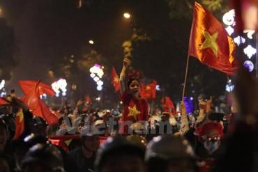 Bảo đảm trật tự, an toàn giao thông khi cổ vũ đội U23 Việt Nam