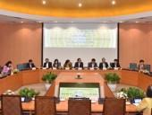 Đoàn đại biểu Quốc hội TP Hà Nội:  Triển khai kế hoạch công tác năm 2018