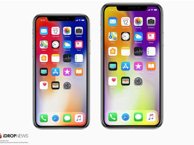 """iPhone Xs, iPhone Xs Plus sẽ dùng pin """"khủng"""" chữ L của LG"""