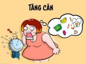 Thủ phạm gây tăng cân ngày Tết