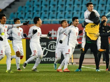 U23 Việt Nam: Từ kỳ tích giải U23 châu Á hướng tới Olympic Tokyo 2020