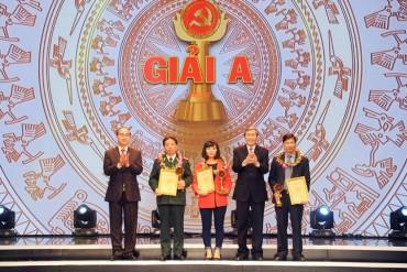 Lễ công bố và trao giải Giải báo chí Búa liềm vàng lần 2 sẽ diễn ra ngày 3/2/2018