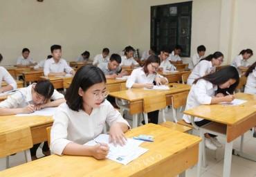 Đề thi minh họa kỳ thi Trung học phổ thông quốc gia: Sẽ hiếm điểm 10