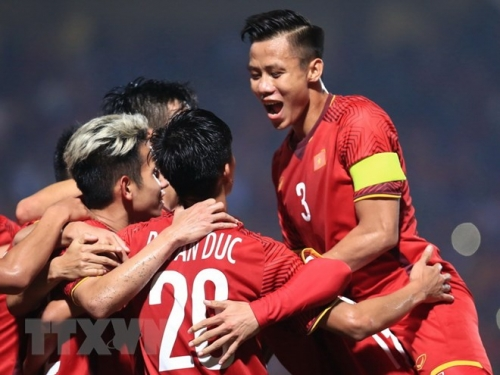Đội tuyển Việt Nam quyết làm nên lịch sử tại Asian Cup 2019