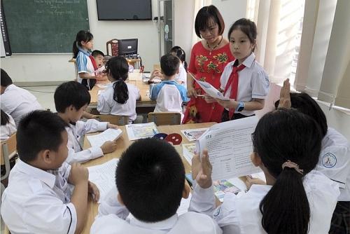 Ngành Giáo dục và Đào tạo Thủ đô: Xứng đáng lá cờ đầu