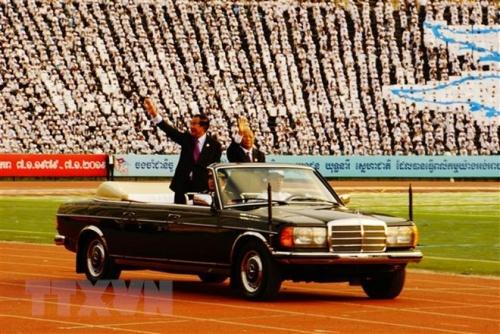 40 năm giải phóng Campuchia: Nghĩa cử mãi được khắc ghi trong lịch sử