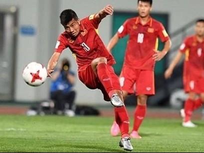 Danh sách chính thức đội tuyển Việt Nam dự Asian Cup 2019