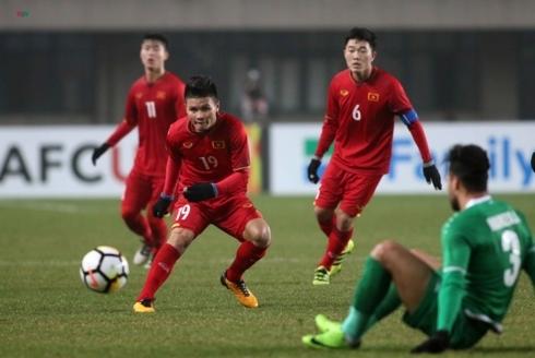 Đội tuyển Việt Nam – Iraq: Niềm tin viết nên lịch sử