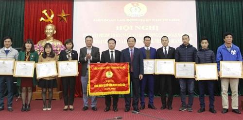 LĐLĐ quận Nam Từ Liêm: Hoàn thành xuất sắc các nhiệm vụ