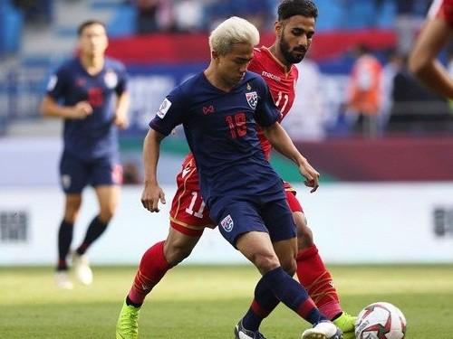 Đội tuyển Thái Lan có nguy cơ bị loại từ vòng bảng bởi chính Việt Nam