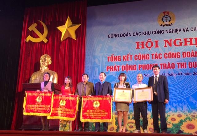 Công đoàn các KCN - CX Hà Nội: Đạt nhiều kết quả nổi bật