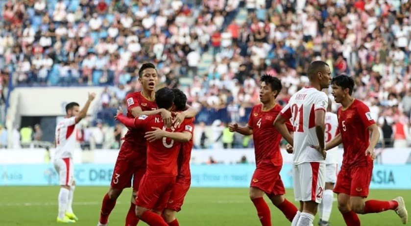 Tuyển Việt Nam làm nên điều không tưởng trong chiến thắng trước Jordan
