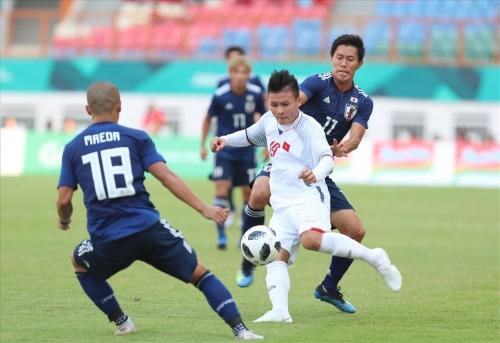 """Việt Nam – Nhật Bản: Nhận """"quà"""" để viết giấc mơ World Cup"""