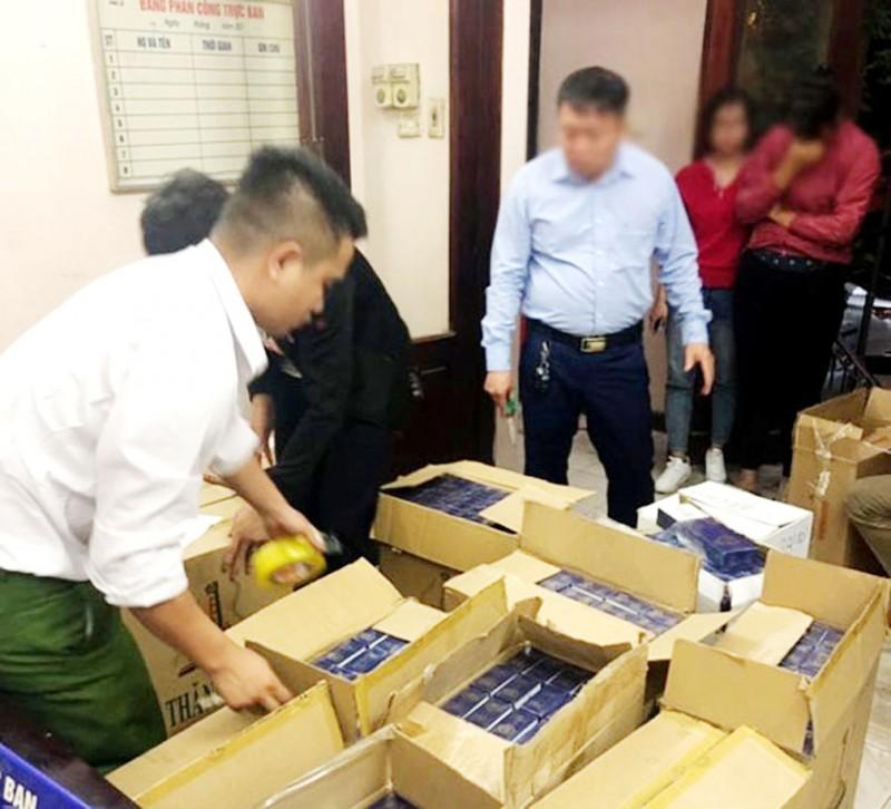 Quyết liệt chống buôn lậu dịp cuối năm