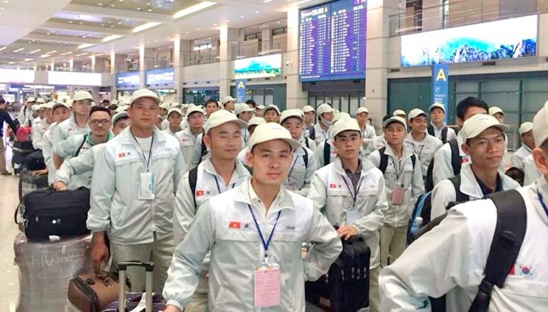 phan dau dua 130000 lao dong di lam viec o nuoc ngoai