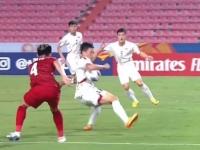 Vì sao U23 Việt Nam bị từ chối hưởng penalty?
