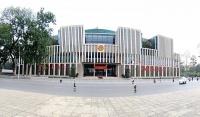 Nhà Quốc hội - Công trình kiến trúc độc đáo