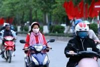 Dự báo thời tiết mùng 2 Tết, Hà Nội rét đậm, Sài Gòn nóng nực