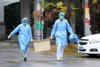 Nga khuyến nghị người dân về phòng ngừa virus corona