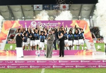 Ghi 3 bàn thần tốc, Nhật Bản vô địch U23 châu Á