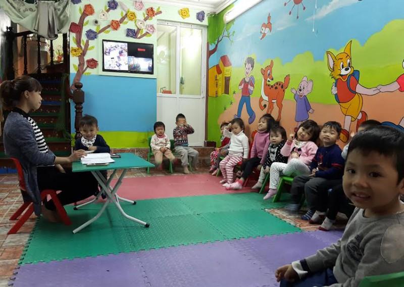 Công nhân vẫn rối bời chuyện gửi trẻ