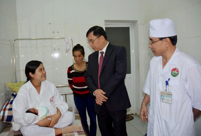 Ngành Y tế Thủ đô: Làm tốt công tác khám, chữa bệnh trong dịp Tết