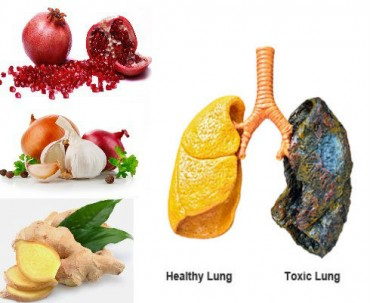 5 cách làm sạch phổi sau khi bỏ thuốc lá