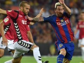 Trận đấu cuối cùng của Barca trên sân Vicente Calderon