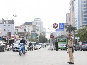 Tuyên truyền viên nhí: Hiến kế xây dựng văn hóa giao thông
