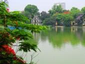 Sẽ nạo vét toàn bộ bùn ở hồ Hoàn Kiếm